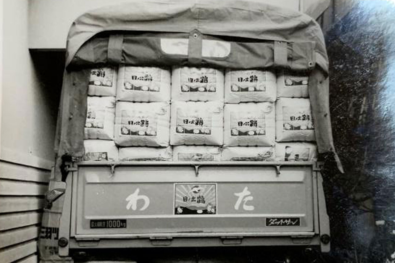 浅黄製綿株式会社の創業当時